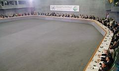 1992里約世界高峰會元首會議現場。(照片來源:聯合國)