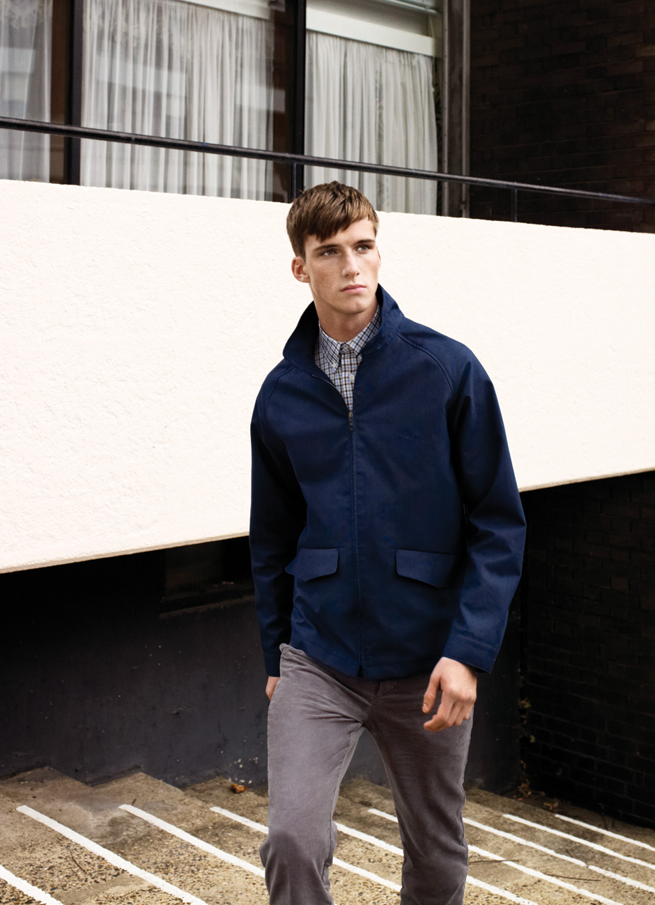 Johnny George0030_FRED PERRY SS12