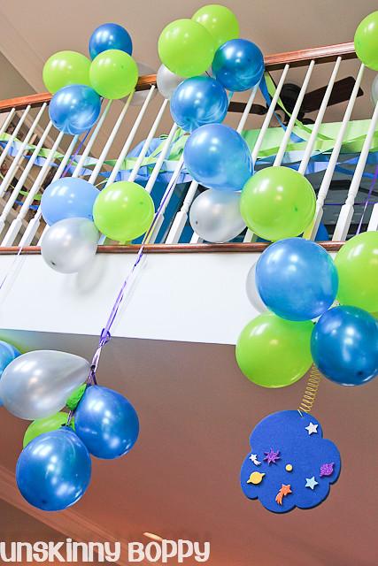 Garrett's 4th Birthday Party (1 of 8)