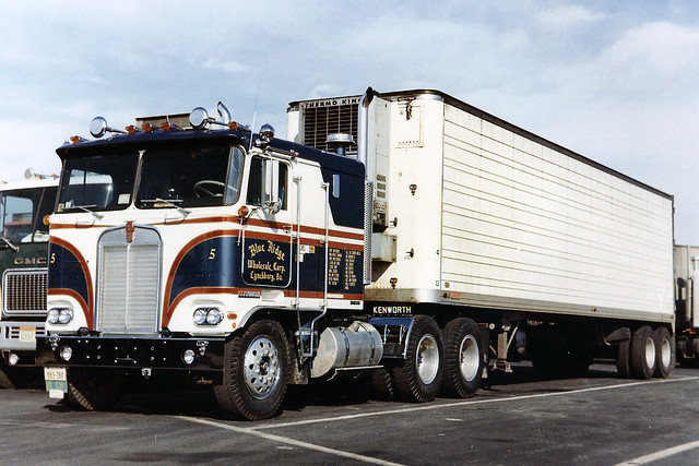 Freightliner Fld120 Show Truck >> Kenworth Cabover For Sale | Autos Post