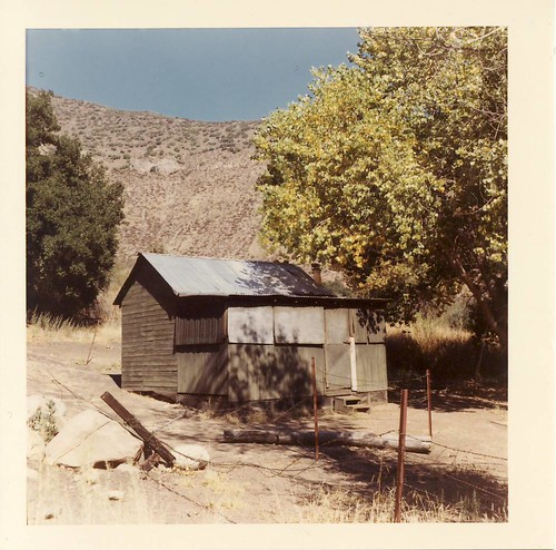 Cottriel Cabin, October 1968