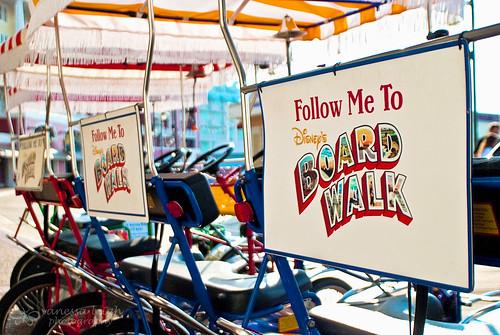 Follow Me To Disney's Boardwalk