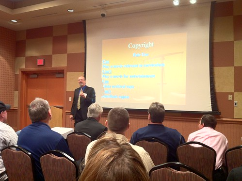 Colin Webb at #otaem12