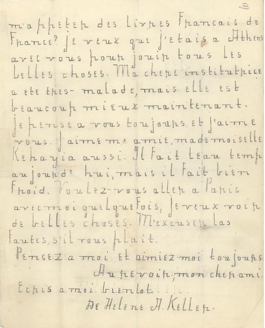 Helen Keller Poems