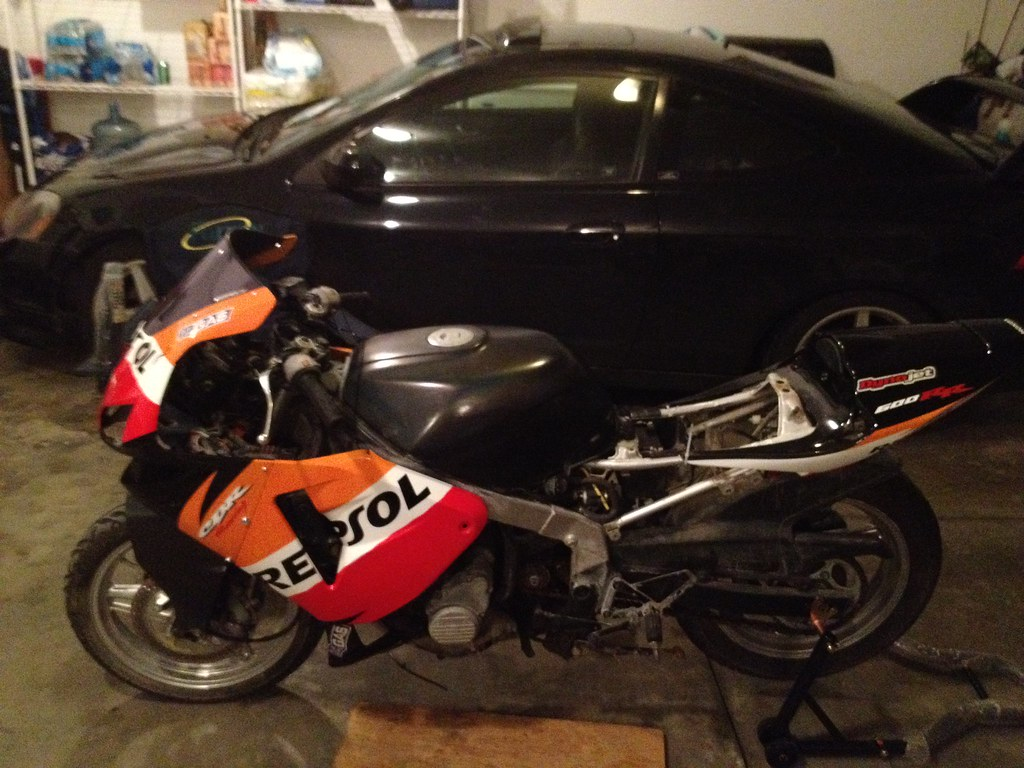 1989 Cbr F1 2006 Repsol Rep 600rr Conversion Honda 5 Pin Relay Wanting Some Ddm 35watt 4500k Dual Hids Running Off A Bosch Bought This Hurricane Week After My 20th Birthday Around January 12th 2012