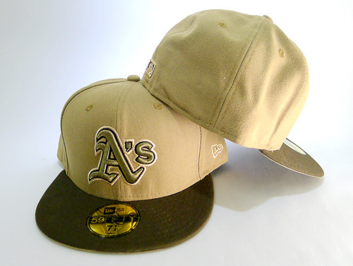 NEW ERA 59FIFTY OAKLAND A'S