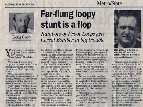1997-09-01 Star Tribune Clipping 1