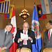 OAS and ParlAméricas Sign MOU