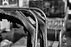 Seat handles