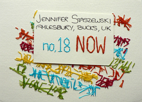 Now: Jennifer Staszewski by The Random Project