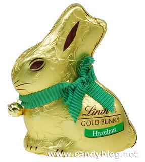 Lindt Hazelnut Bunny