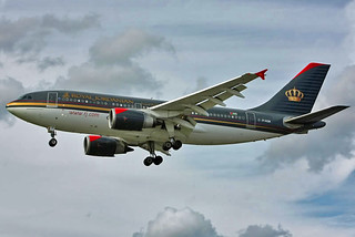 Royal Jordanian Airlines A310-300 JY-AGM