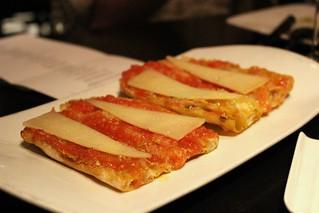 Manchego Bread