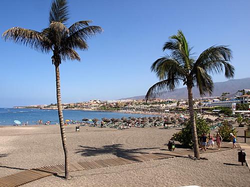 Playa Torviscas, Costa Adeje