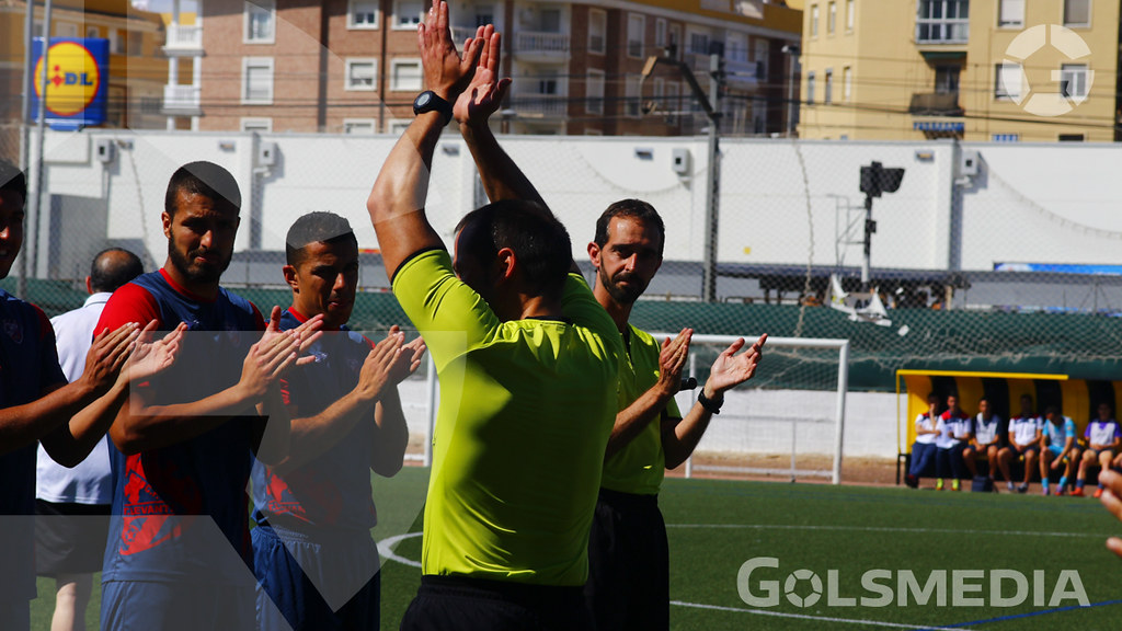 Paterna CF - CF Torre Levante Orriols