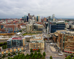 Aerial View from Confluence Park