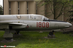 1008 - 1H-1008 - Polish Air Force - PZL-Mielec TS-11 Iskra B - Krakow, Poland - 160423 - Steven Gray - IMG_4322