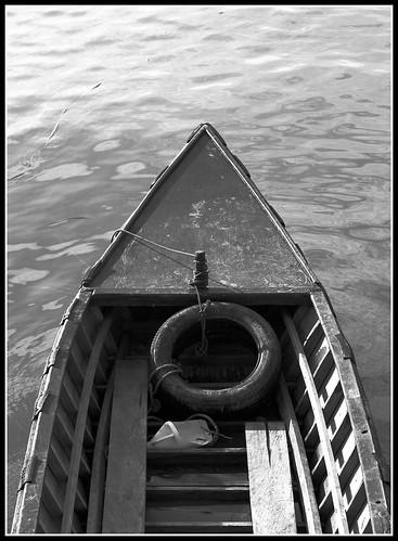 Boat at Chalong Bay