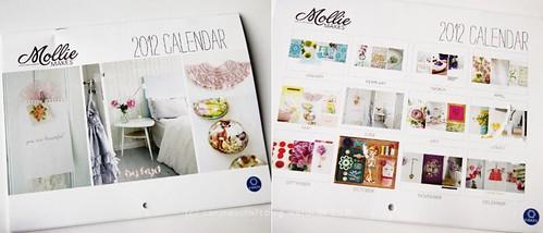 Mollie Makes 2012 Calendar