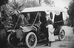 Dr Dawes car and chauffeur