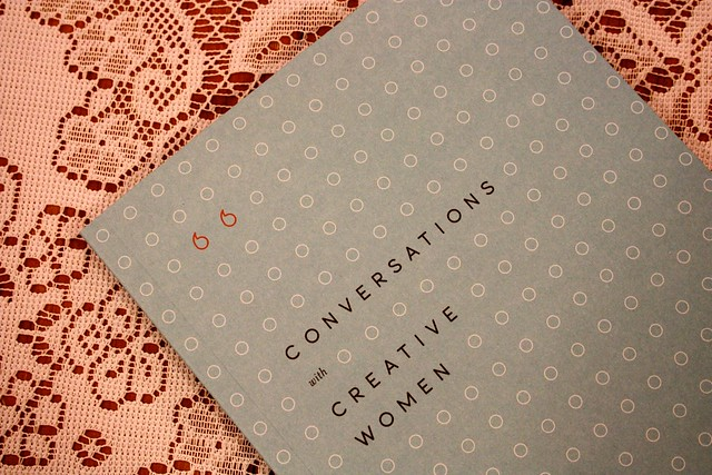 Conversations with Creative Women - Book Launch at Harvest Workroom