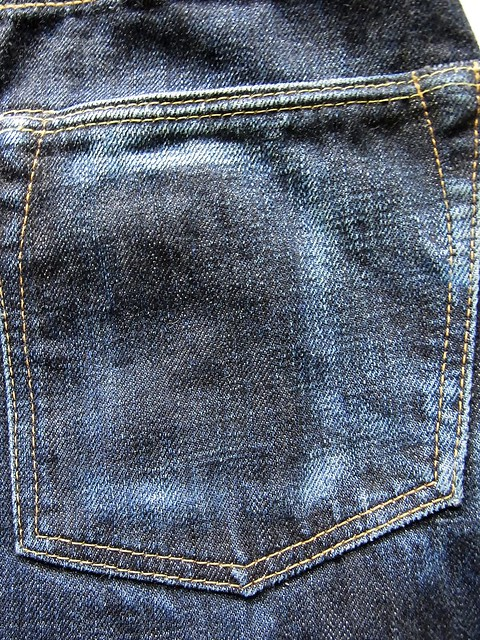 MOMOTAROU Jeans 27th Nov 2011 (158days)