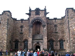 Edinburgh Castle Main Hall