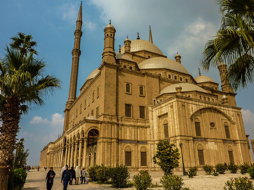 Mohammed Ali Mosque, Cairo