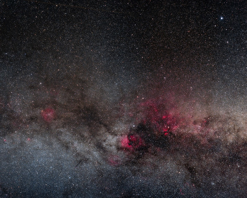 Legacy Astrophotography: Northern Milky Way by Nightfly Photography
