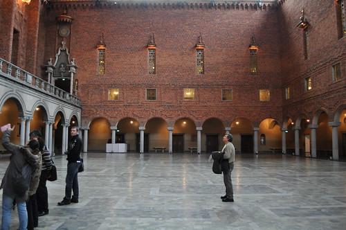 2011.11.10.087 - STOCKHOLM - Stockholms stadshus - Blå hallen
