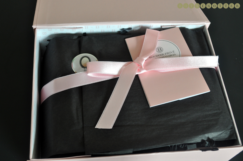 boudoir prive september box 12
