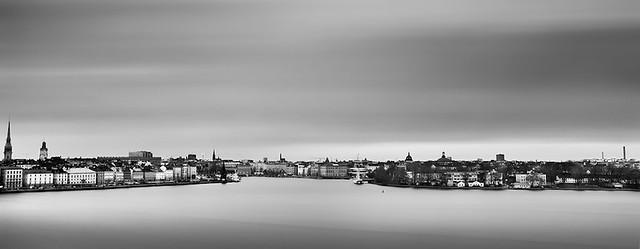 Stockholm Skyline..