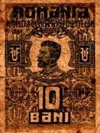 smallest_paper_money_Romanian_10-bani_note