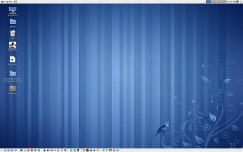 Fedora Desktop variant #1