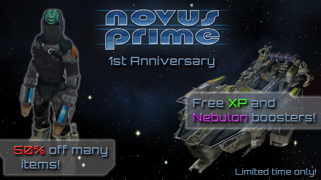 NovusPrime 1st Anniversary
