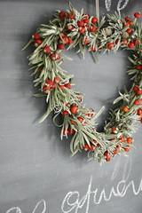 decor, wreath,