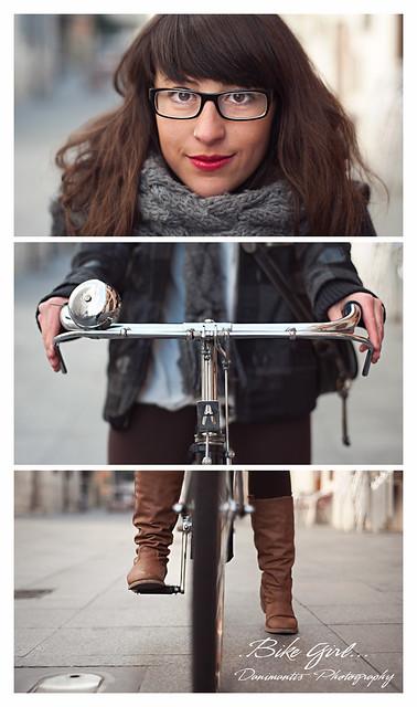 ...Bike Girl...