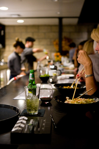 eat and drink at the full service bar by TAKE A BAO