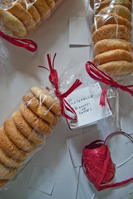 Biscotti per il mercatino