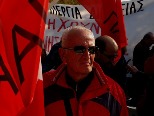 Greek general strike - December 1st 2011