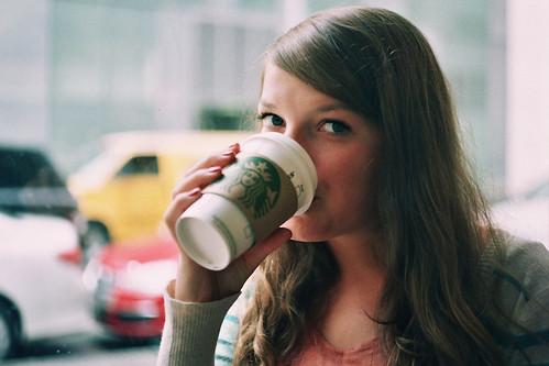 The Coffee. by Katarina Ribnikar