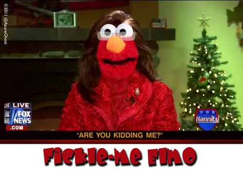 Sarah Palin Elmo