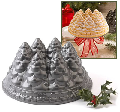 Nordicware Christmas Tree Cake