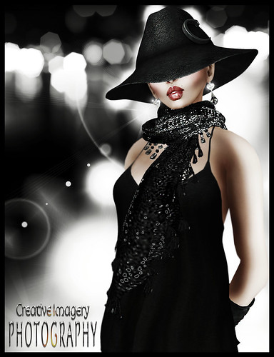 She's A Mystery by ðஜClix Renfew ஜð