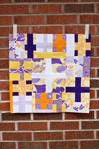 High Tide Mini Quilt Top by jenib320