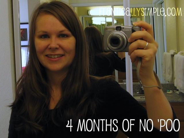 No'poo - 4 months