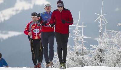 Zimní běžecký trénink má svoje specifika. Pojďme společně na něj