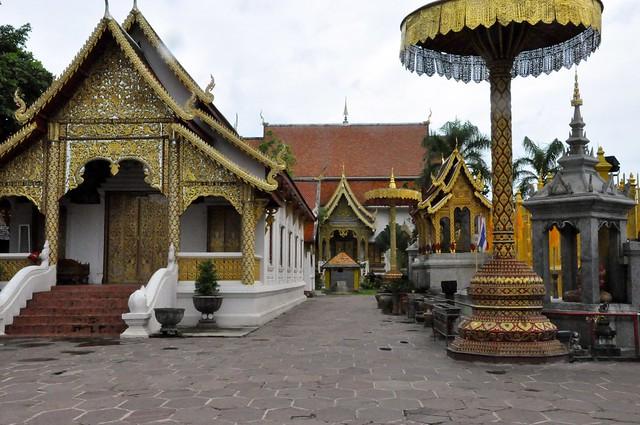 @ Wat Phra That Haripunchai