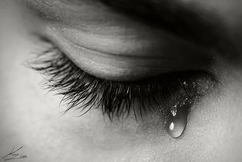 A Tear of Grief