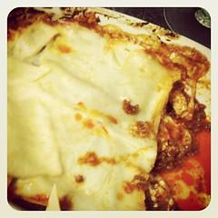 Über yummy lasagna
